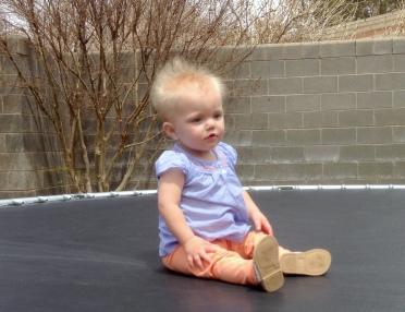 trampoline claire