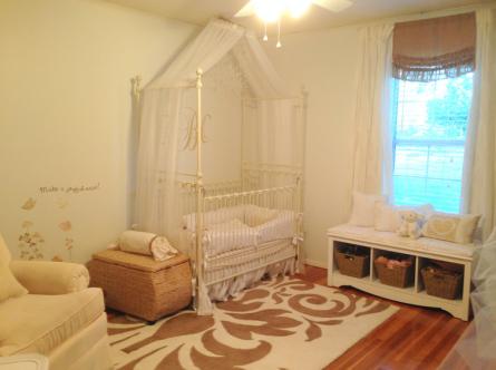 Claire's nursery