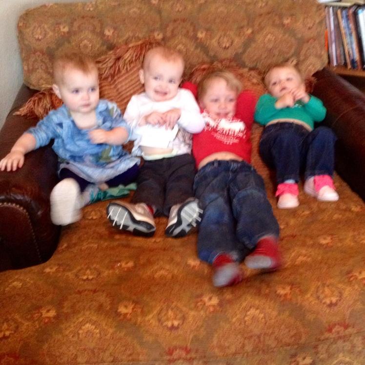 Bellah grandkids